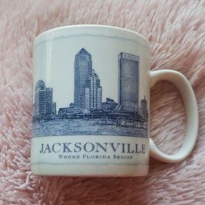 Starbucks Jacksonville (Where Florida Begins) Mug